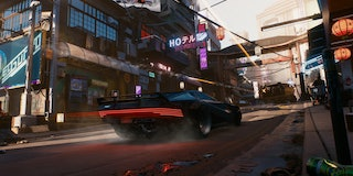 'Cyberpunk 2077' screenshots: the stunning beauty of Night City in 9 images