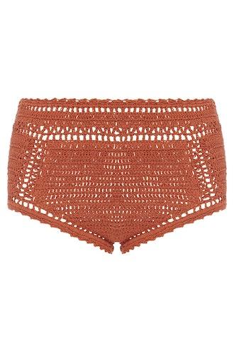 Essential High-Waisted Bikini Bottom