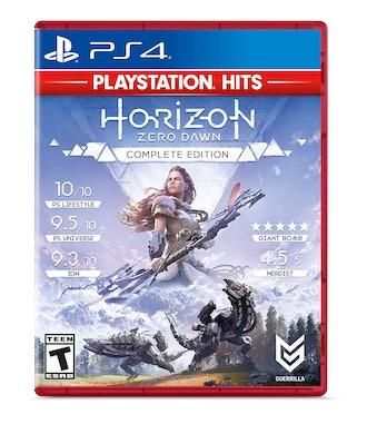 Horizon Zero Dawn Complete Edition Hits