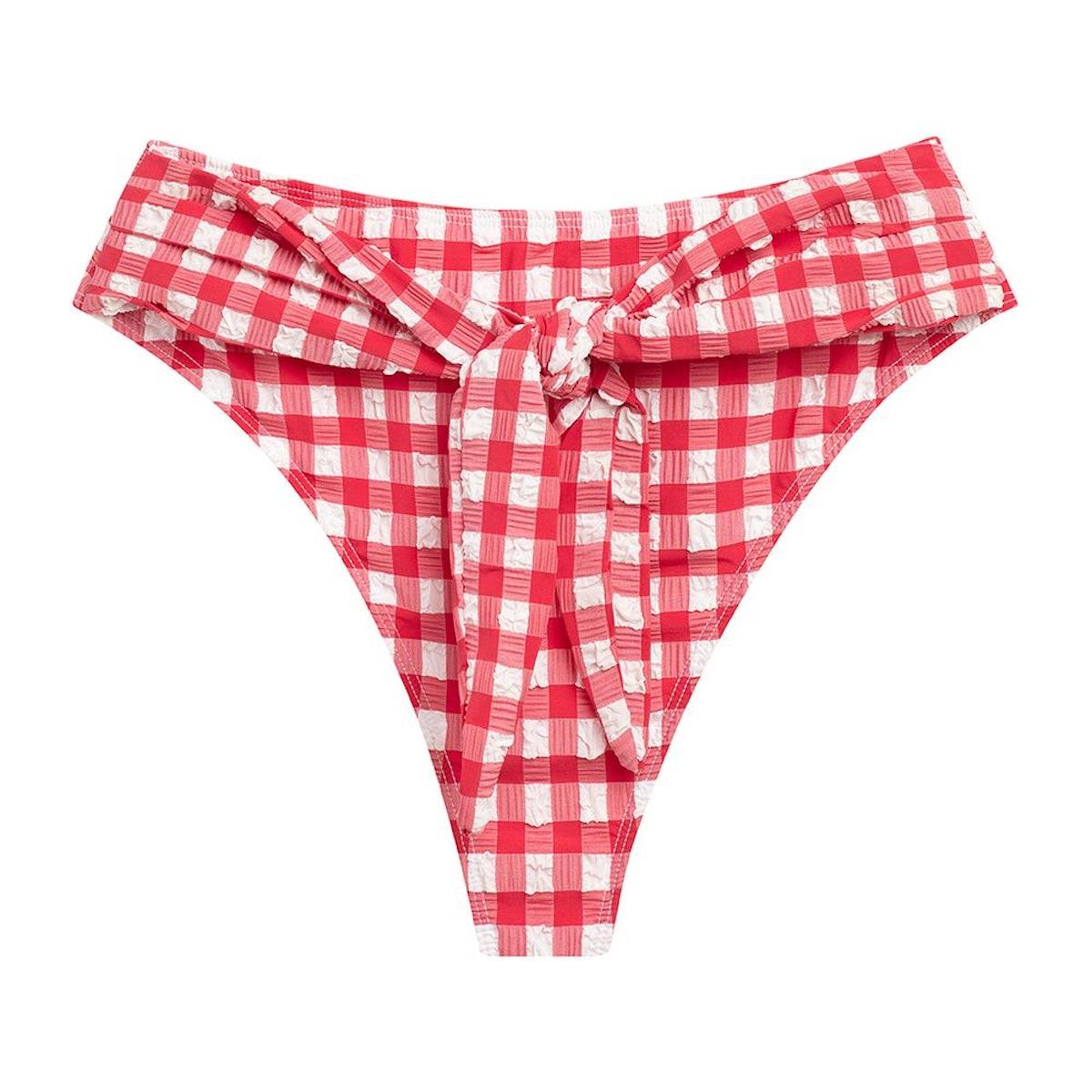 Paula Tie-Up Bikini Bottom
