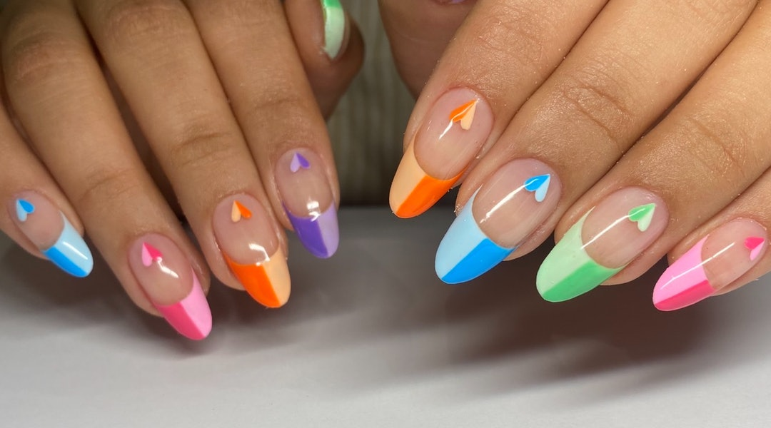 5 July 2020 Nail Art Designs For Brighter Days At Home Manicures Ahead