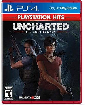 Uncharted: The Lost Legacy Hits