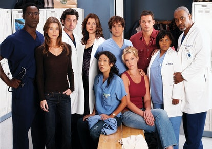 "Cast of ""Grey's Anatomy"""