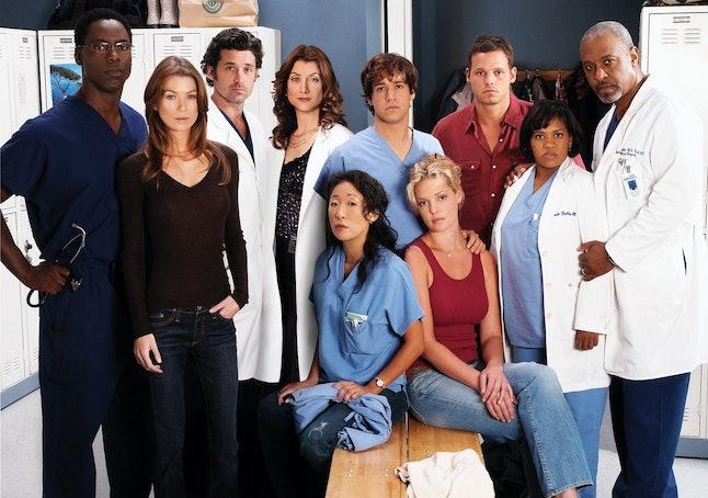 """Cast of """"Grey's Anatomy"""""""