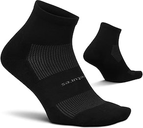 Feetures High Performance Cushion Quarter Sock (Unisex)