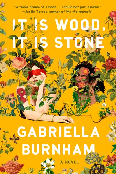 'It Is Wood, It Is Stone' by Gabriella Burnham
