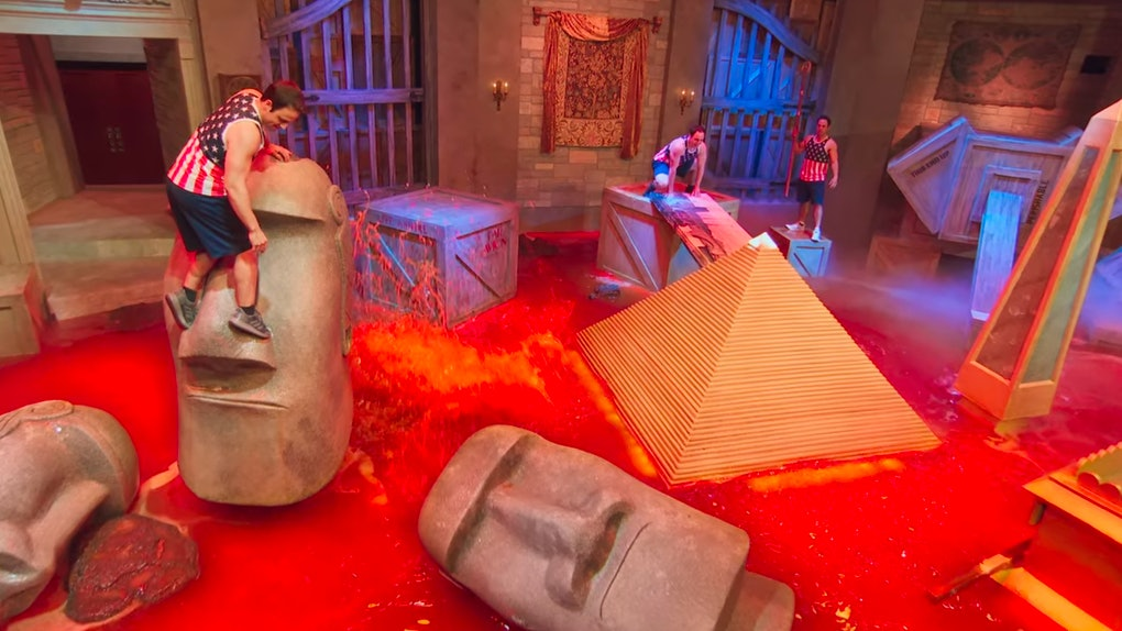 'Floor Is Lava' Season 1 contestants
