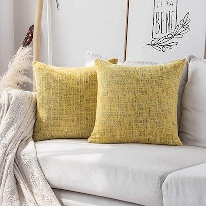Home Brilliant Decorative European Pillowcase Sham
