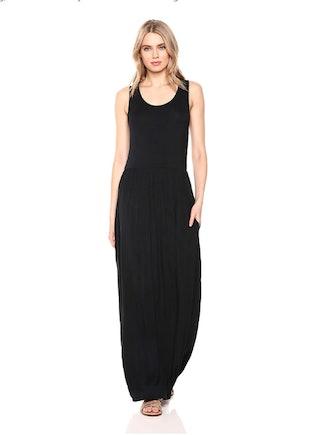28 Palms Sleeveless Maxi Dress