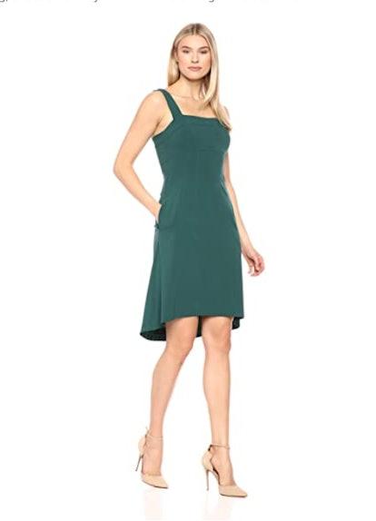 Lark & Ro Square Neck Dress