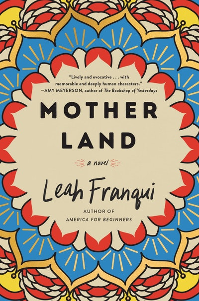 'Mother Land' by Leah Franqui