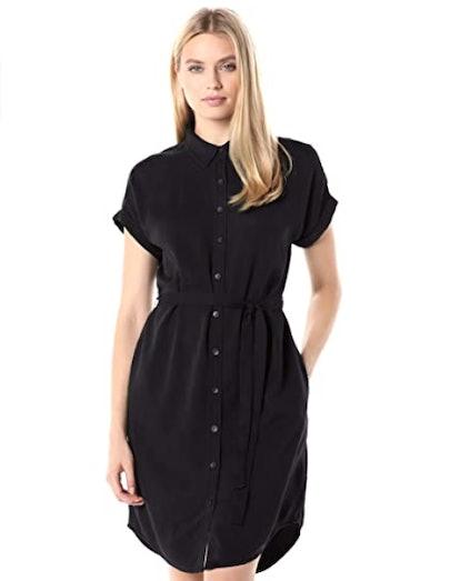 Daily Ritual Tencel Shirt Dress