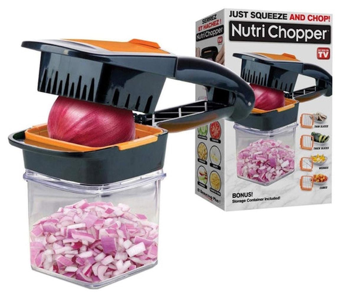 Nutrichopper Food Chopper