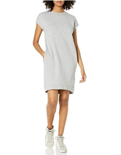 Goodthreads Fleece Cocoon Dress