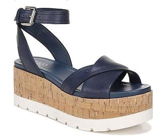 Franco Sarto Women's FAE Wedge Sandal