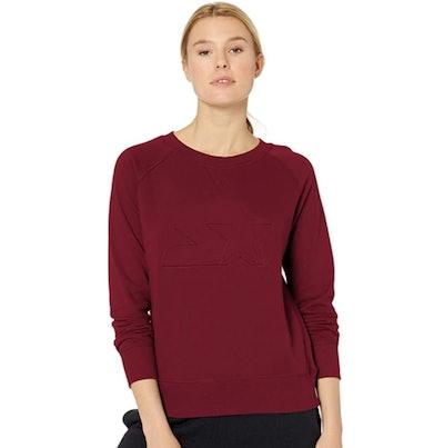 Starter Women's Lightweight Crewneck Sweatshirt