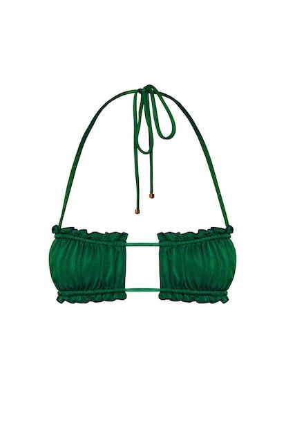 Esmee Adjustable Halter Bikini Top