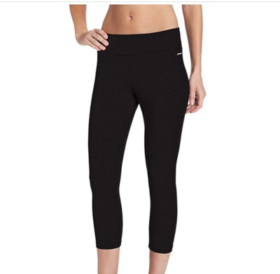 Jockey Women's Activewear Cotton Stretch Capri Legging