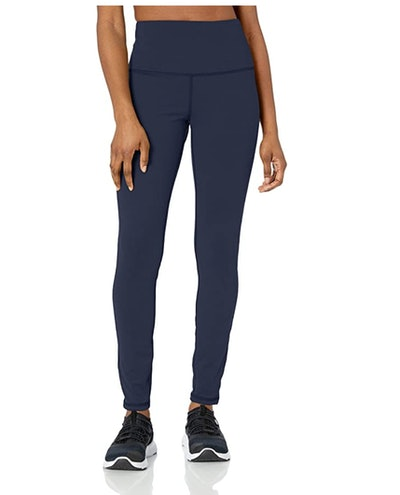 Amazon Essentials Women's Studio Sculpt High-Rise Yoga Legging