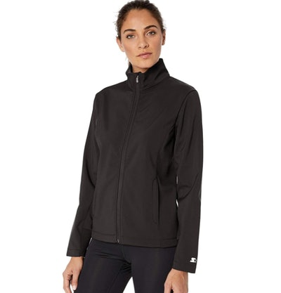 Starter Women's Soft Shell Jacket
