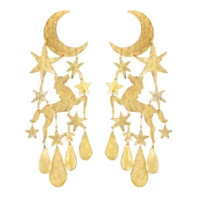 Moon Chaser Earrings