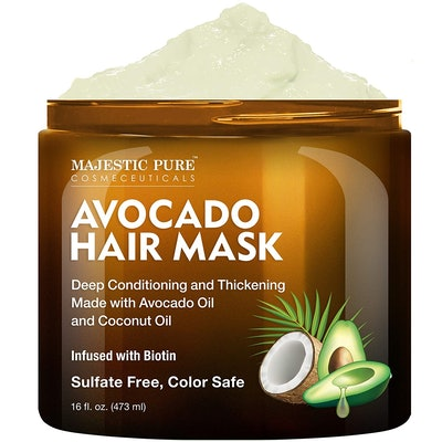Majestic Pure Avocado and Coconut Hair Mask