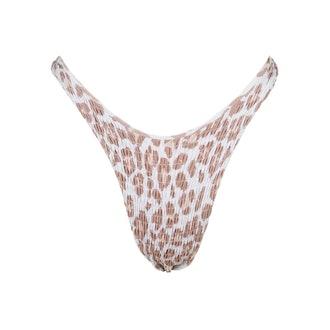 Foxy Ruched Bikini Bottom