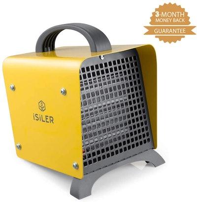 ISILER 1500 Watt Ceramic Garage Heater