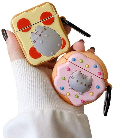 ICI-Rencontrer Cat AirPod Case