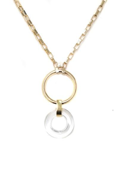 Skyline 18k Gold Plated Necklace