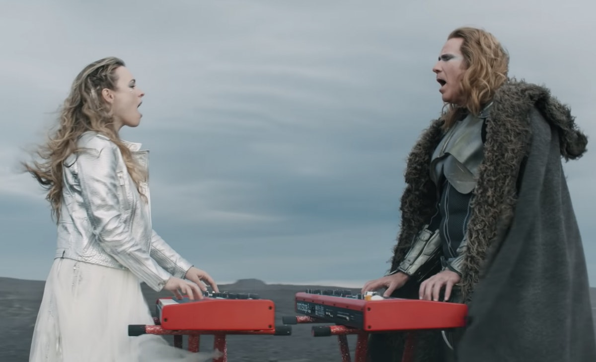 The 'Eurovision Song Contest' soundtrack is filled with surprise bops.