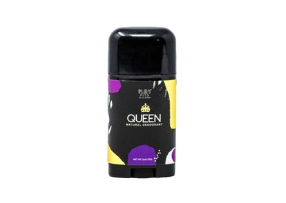 Play Pits Queen Natural Deodorant