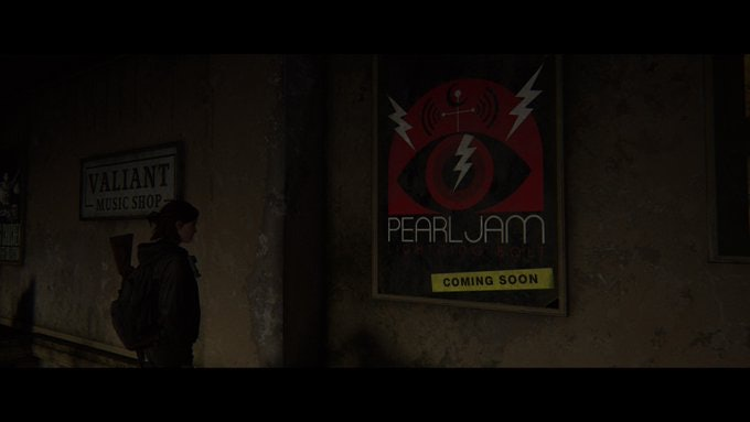 How Last Of Us 2 Became Intertwined With Pearl Jam S Future Days