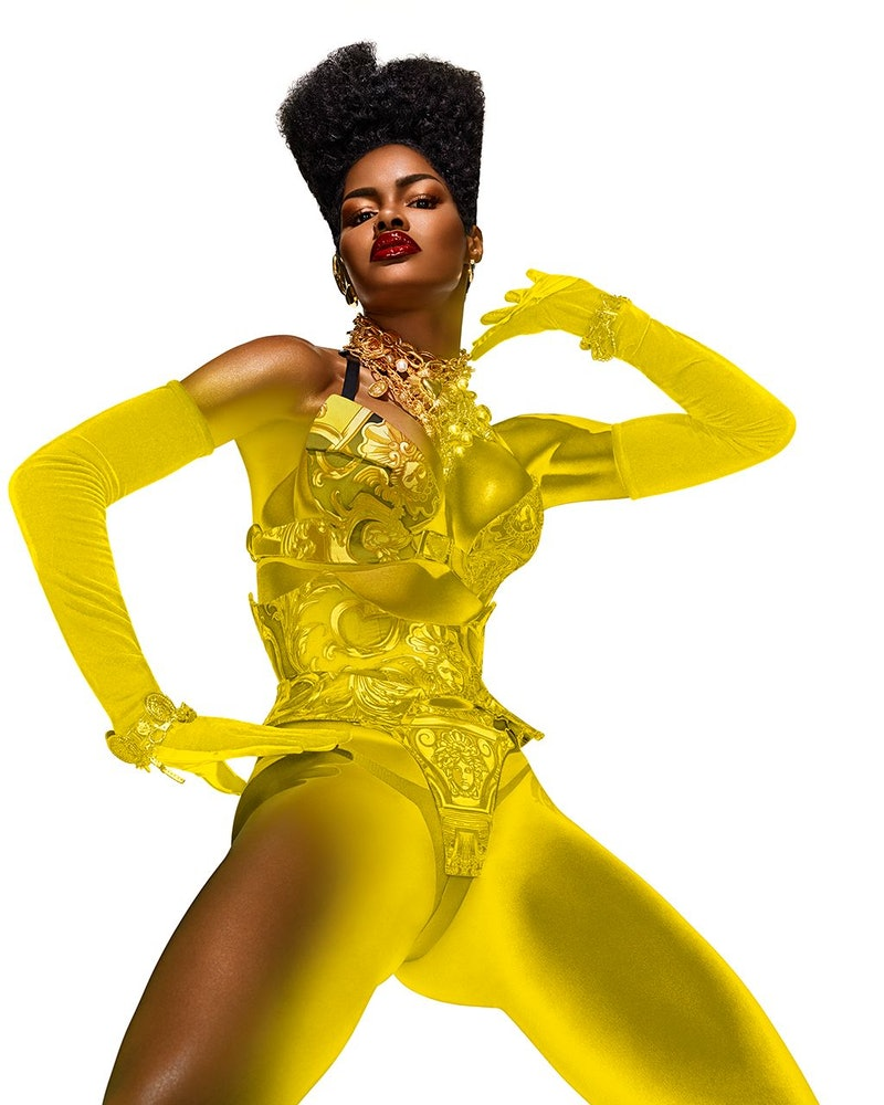 MAC x Teyana Taylor launches July 14