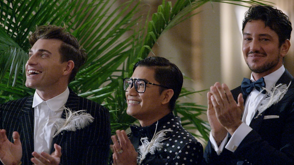 Thai Nguyen on Netflix's 'Say I Do'