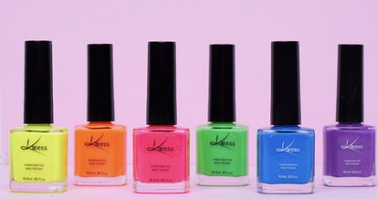 Kaeess Nail Polish BOLD Collection