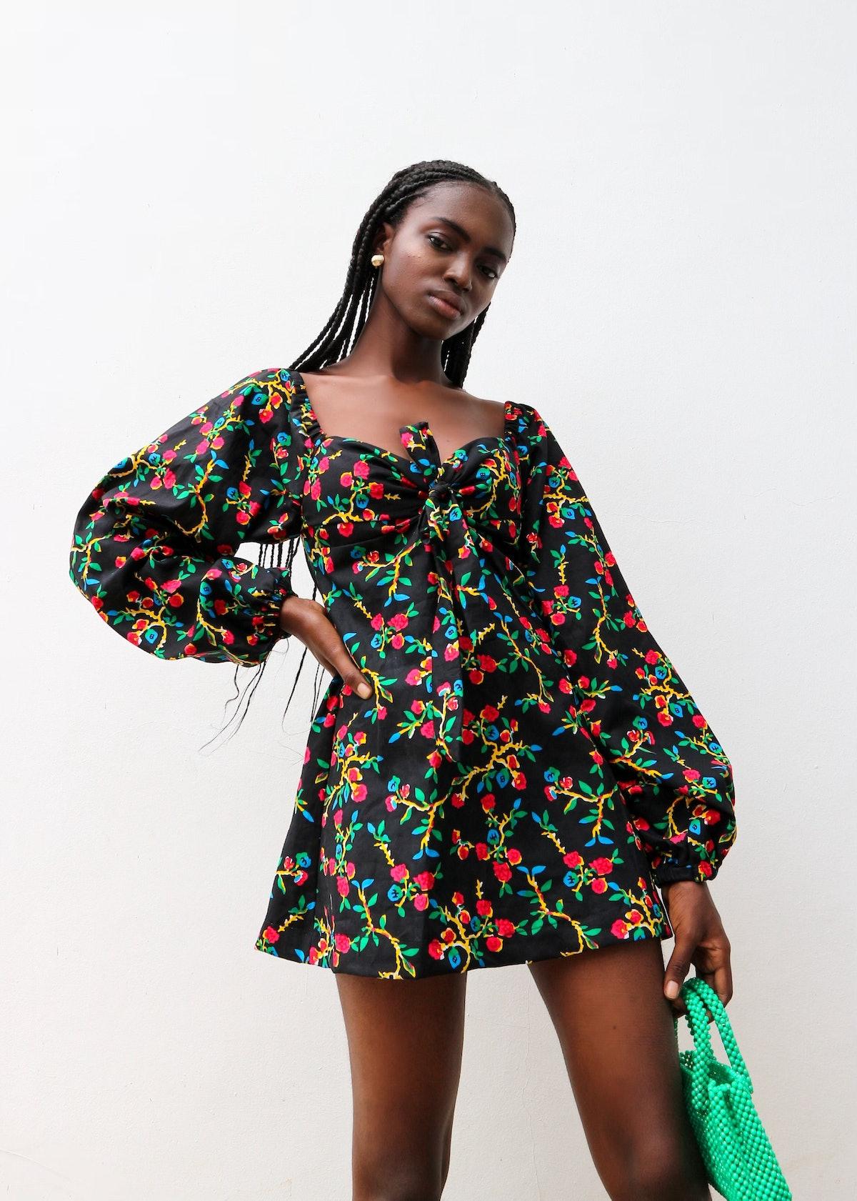 ALINGA mini dress