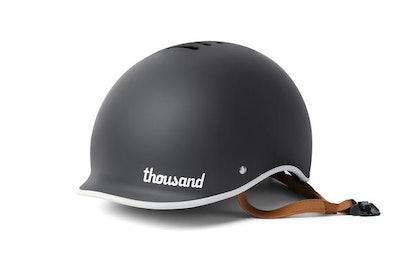 Carbon Black Bicycle Helmet