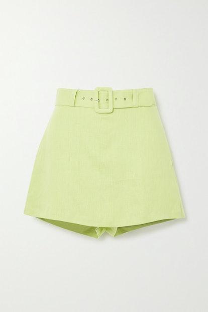 Celia Linen Shorts