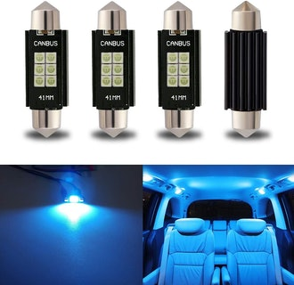iBrightstar Interior Dome Lights (4-Pack)