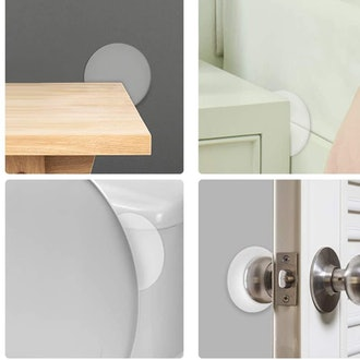 Xfenvs Door Knob Wall Shield (6-Pieces)