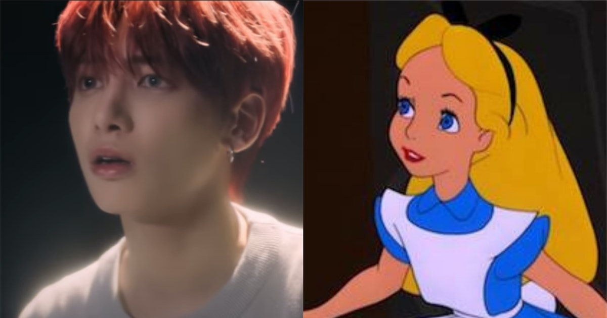 "Fans Are Convinced TXT's ""Eternally"" Video Is Connected To 'Alice In Wonderland' & I'm Convinced"