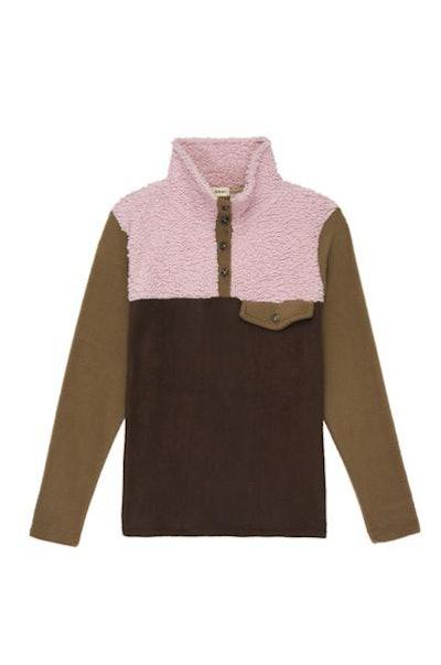 Tri-Fleece Pullover