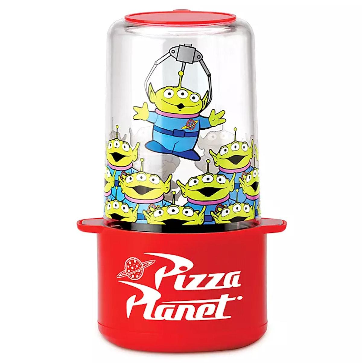 Pizza Planet Popcorn Popper – Toy Story