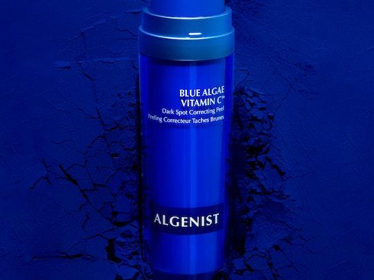 Algenist's Blue Algae Vitamin C Dark Spot Correcting Peel.