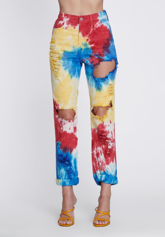 Summer Fling Boyfriend Jeans