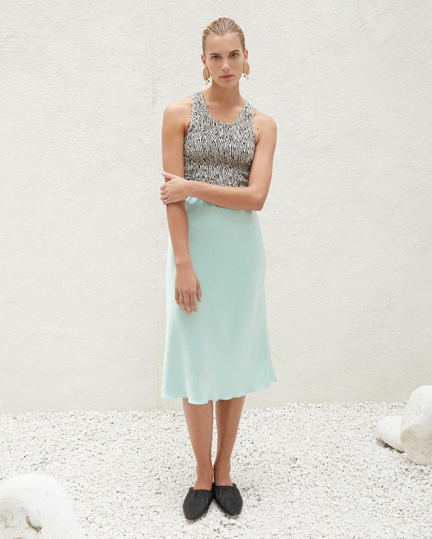 Zarina Slip Skirt