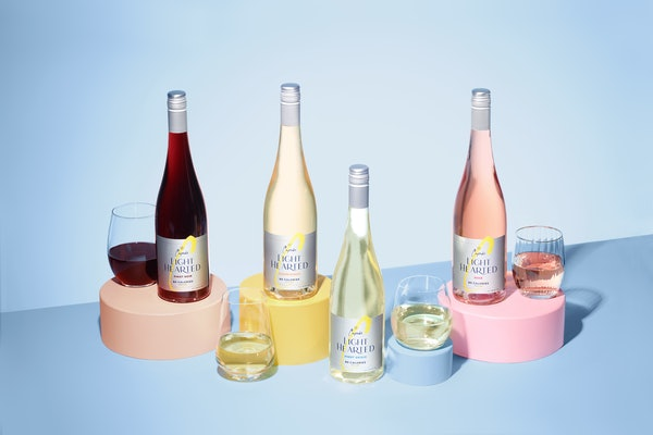 This new Cupcake Vineyards LightHearted wine collection includes some fruity summer options.