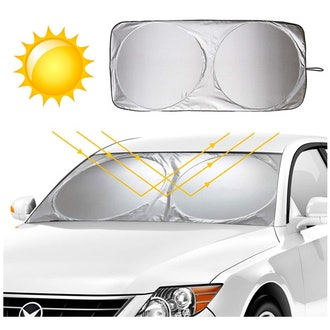KKTICK Windshield Sun Shade