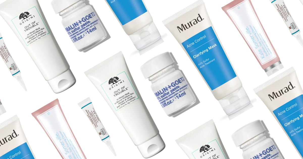 How To Tell If Sulphur Skincare Products Are Right For You